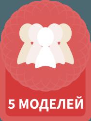 5 моделей вебкам студии