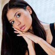 скромная девушка модель modelmeclub