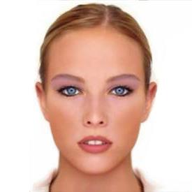 Портрет веб модели