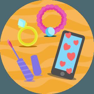 Подарки для вебкам моделей