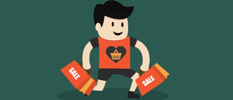 Купоны на покупки и новые возможности