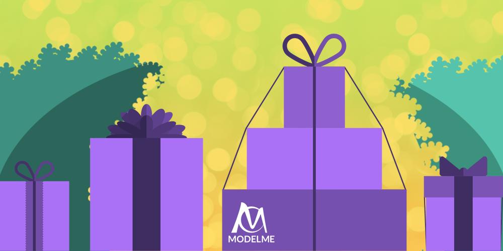 Подарки от Modelme