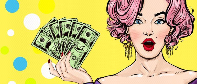 Вебкам модель: можно ли стать миллионером?