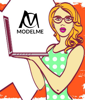Работа веб моделью на дому