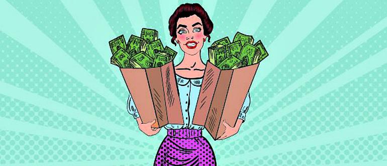 как зарабатывать большие деньги в интернете