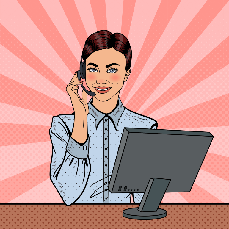 Как общаться с гостями вебкам-чата?