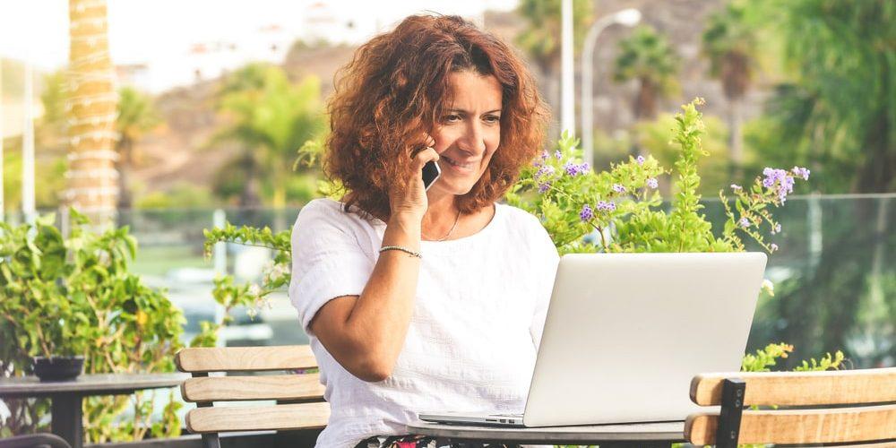 работа для женщин в 45 без опыта
